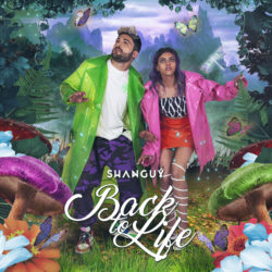 03 – Shanguy -Back To Life- – Cover Art
