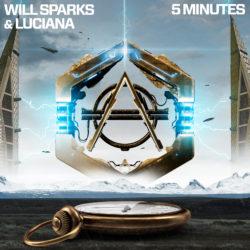 02 – WillSparks-5Minutes-CoverArt